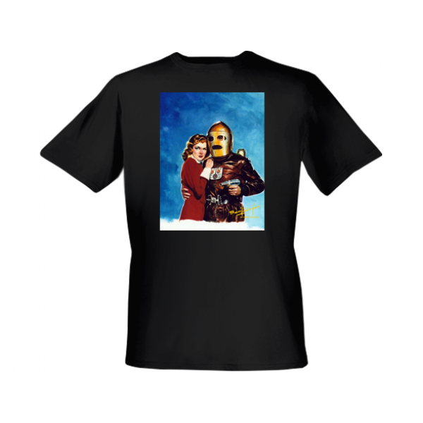 Basil Gogos Commando Cody T-Shirt