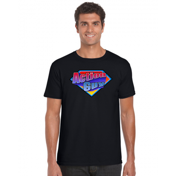 Action Guy T-Shirt